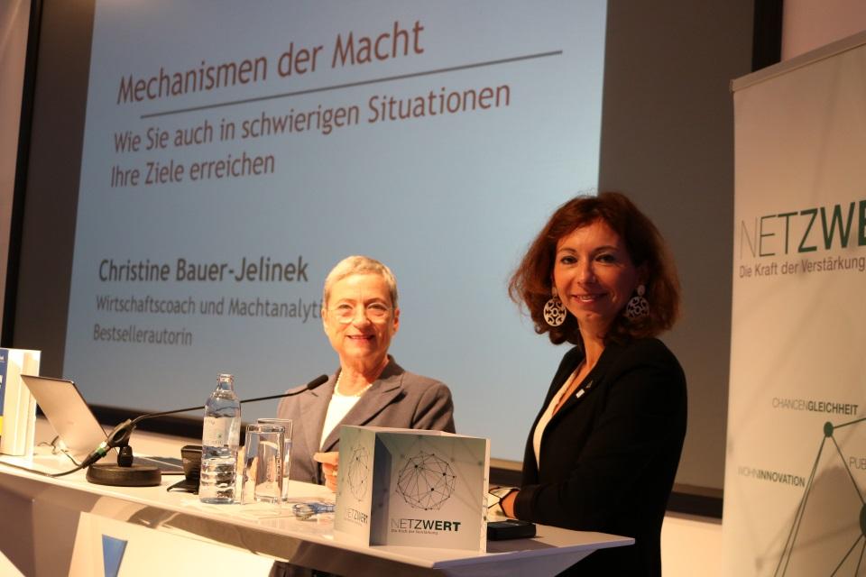 Vortrag Christine Bauer-Jelinek