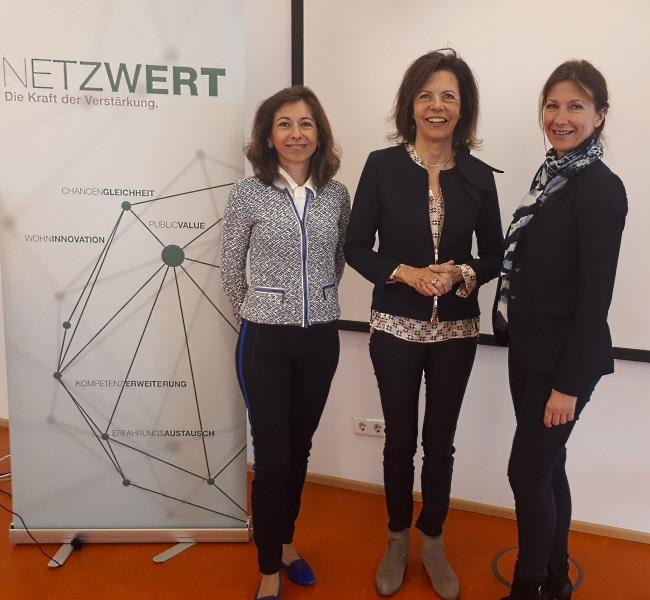 """NETZWERT-Treffen """"Kommunikation"""""""