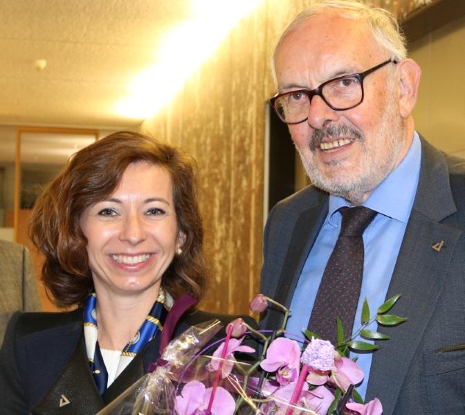 Die Gemeinnützige Bau-, Wohn- und Siedlungsgenossenschaft Alpenland hat Mag. Isabella Stickler zum geschäftsführenden Vorstandsmitglied gewählt