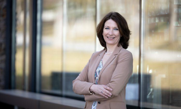 Die Geschäftsführerin der GWS in Graz, Frau Dir. Mag.(FH) Martina Haas wurde in den Aufsichtsrat des Österreichischen Verbandes gemeinnütziger Bauvereinigungen kooptiert.